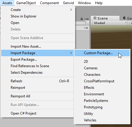 Unity integration step-by-step guide — Genvid Documentation